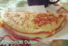 Panqueca Dukan (Simples)