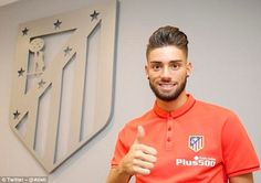 Yannick Carrasco (BEL) - From AS Monaco (FRA) to Atletico Madrid (ESP) - £10.8million - 2015