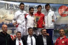 Rafael Aghayev wins in Basel Open Masters results 2012