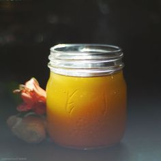 Anti-Inflammatory Lemon Ginger Turmeric Iced Tea
