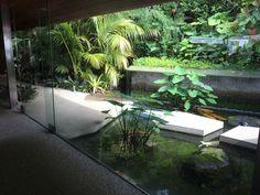 enchanting patio grotto