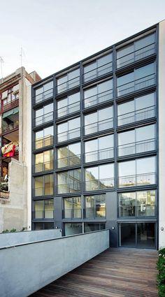 Edifício Residencial CASP 74,© José Hevia