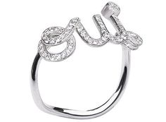 for the wedding band though.....