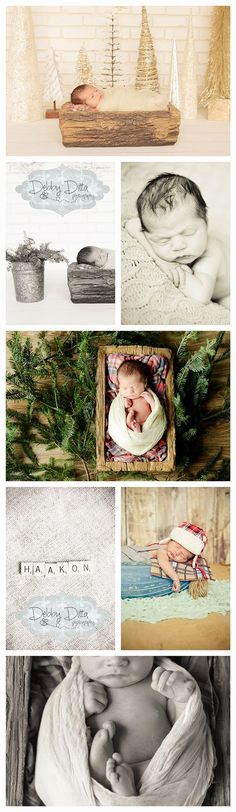 Christmas December newborn baby boy.  Photographer Debby Ditta Photography: Haakon Newborn Session... The outdoorsy baby  Tomball, Spring, Cypress, Houston, Magnolia, Montgomery, Hockley, Conroe, TX Texas, newborn, baby, child, children, maternity, custom, boutique sessions