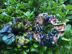 Hair Scrunchies scrunchy scrunchy scrunch by thriftyvicki on Etsy, $5.00