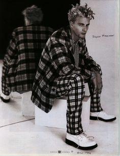 Jigsaw menswear '94