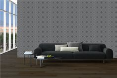 Circles - Wallpaper from Contemporary Wallcovering - design by Rene Veldsman www.contemporarywallcovering.com