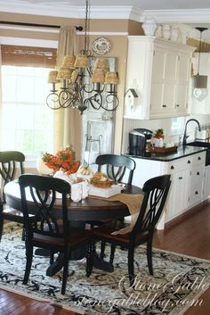 Savvy Southern Style: Favorite Room.....Stone Gable