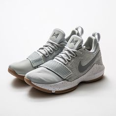 9bc53bc5231745 Hit the streets in the Nike PG 1  Pure Platinum . Dropping tomorrow 6