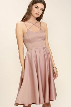 9019295e92c A love that lasts forever starts with the Neverending Story Blush Pink Midi  Dress! Medium