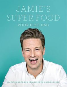Booktopia has Everyday Super Food, Recipes for a healthier happier you by Jamie Oliver. Buy a discounted Hardcover of Everyday Super Food online from Australia's leading online bookstore. Superfoods, Schnitzel Pizza, Personalized Books, Lunches And Dinners, Healthy Smoothies, Eating Well, Tasty, Quesadilla, Cook Books