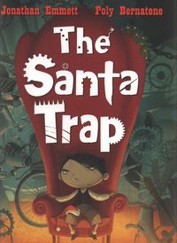Bradley tried to trap Santa but he ended up trapping himself! Olivia, 7 years.