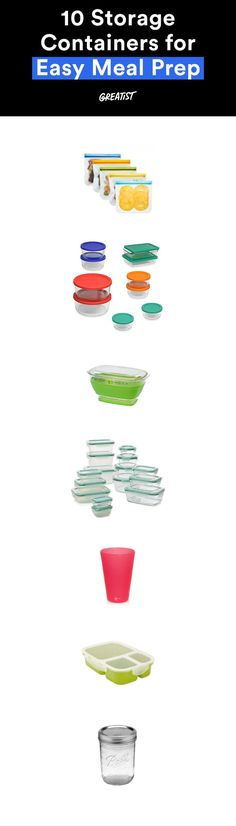 No takeout for you. #greatist http://greatist.com/eat/the-best-meal-prep-containers