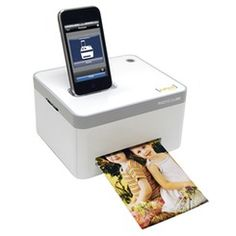 VuPoint Cube Photo Printer - Shop Stoneberry on Credit - Stoneberry Wish List