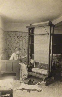 May Morris. William Morris and Janes daughter go to the website for interesting history about the children