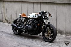 HONDA CB750 - THE SPORTS CUSTOM - INAZUMA CAFE RACER
