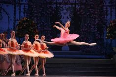 Ballet: Going to see Sleeping Beauty at Latvian National Opera this afternoon