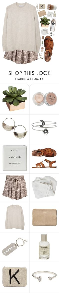 """""""Looking at me sideways"""" by nandim ❤ liked on Polyvore featuring CB2, Stila, Lila Rice, Byredo, Windsor Smith, H&M, MANGO, Chanel, Le Labo and Akira Black Label"""