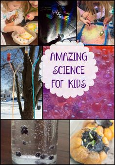 We love science around here, so we have collected all our experiments and activities here on this page. Inspire and amaze your kids with so...