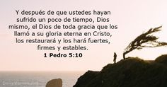 1 Pedro 5:10 - dailyverses.net