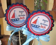 Anchors Away Sailboat