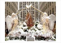 Rockefeller Center NYNY at Christmas