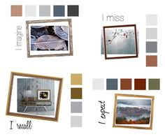 """Winter feelings"" by stevi-tsoupress on Polyvore featuring art"