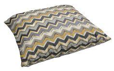 Corded Indoor/Outdoor Floor Pillow