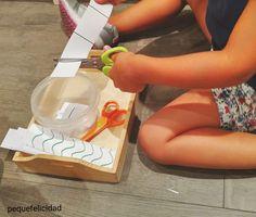 PEQUEfelicidad: ¿Tijeras al alcance de los niños? SÍ, GRACIAS