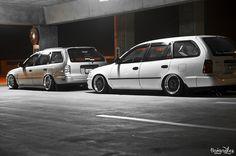 Corolla Wagon, Japanese Cars, Station Wagon, Toyota Corolla, People Quotes, Tool Box, Custom Cars, Old School, Dream Cars