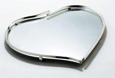 Romve Καρδιά - Είδη γάμου & βάπτισης, μπομπονιέρες γάμου  tornaris-rina.gr Tray, Wedding Ideas, Trays, Board