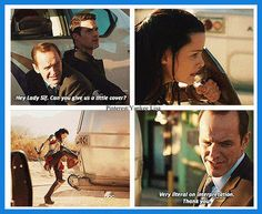 Agent Phil Coulson - Marvel's Agents of S.H.I.E.L.D. - Lady Sif