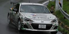 Is a new Subaru BRZ STI being developed from All Japan Rally involvement?