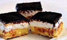 Biztos sokan vannak, akik nem szeretnek, vagy nem tudnak sütni, de odavannak a jó kis desszertekért… Nos, ez a recept ragyogó megoldás lehet a...