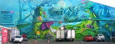 street-art work by artist GOOZE ( Russia,Krasnodar)