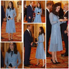 Prince William, Duke of Cambridge, Catherine, Duchess of Cambridge and Prince Harry attend a reception on World Mental Health Day at Buckingham Palace.    10.10.2017 Little belly Love the outfit #duchesscatherine #pregnant #princewilliam #princeharry #buckinghampalace #worldmentalhealthday2017 via ✨ @padgram ✨(http://dl.padgram.com)