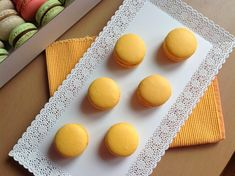 Citronové makronky Macarons, Cheesecake, Eggs, Cooking, Pizza, Breakfast, Sweet, Blog, Cupcakes