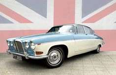 Jaguar 420 G  | Car photo