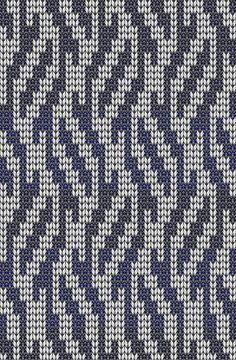 Knitted Mittens Pattern, Fair Isle Knitting Patterns, Knitting Machine Patterns, Knitting Blogs, Knitting Charts, Weaving Patterns, Knitting Stitches, Knitting Designs, Stitch Patterns