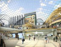 Trinity Leeds to open on 21 March 2013