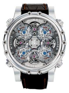 Jacob  Co Swiss Made Tourbillon Watch