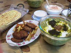 iranian food      سفره ایرانی by Nahidyoussefi, via Flickr