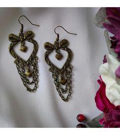 www.aconite.at Chandelier, Brooch, Earrings, Jewelry, Ear Rings, Candelabra, Stud Earrings, Jewlery, Jewerly