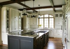 Can't wait to have my dream kitchen... this is pretty close to it :)