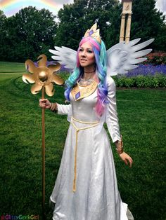Tutorial: Princess Celestia Cosplay