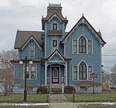 Springfield, Illinois / Victorian Houses on imgfave