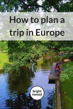 How to Plan a Trip in Europe - RoutePerfect is a free trip planning tool that lets you make customized itineraries #travel #trip #tourism #traveltips #trvelblogger #travelblog