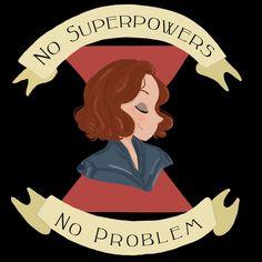 Marvel Ladies - Natasha Romanoff