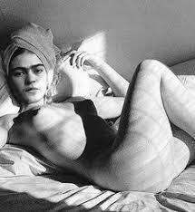 Image result for frida kahlo erotica