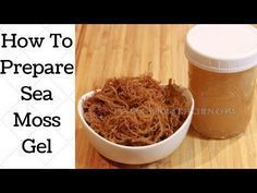 Irish Sea Moss – Gel and How To Make It! This article will explain a bit about: What Irish Sea Moss Is Benefits Of Irish Moss How To Make Sea Moss Gel Where To Purchase! Irish Sea Moss Chondrus crispus, commonly called Irish moss or carra… Irish Moss, Carrot Recipes, Vegan Recipes, Seamoss Benefits, Health Benefits, Alkaline Diet Recipes, Clean Eating, Healthy Eating, Healthy Food
